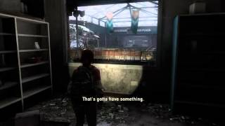 The Last of Us™ Remastered very i am alive