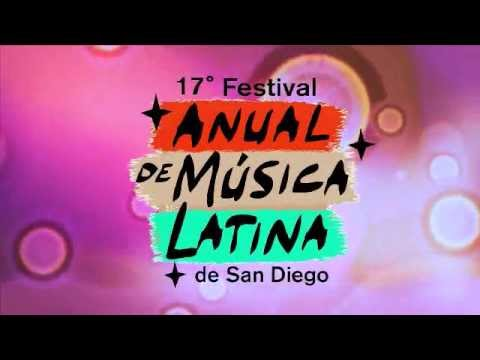 17th Annual San Diego Latino Music Festival