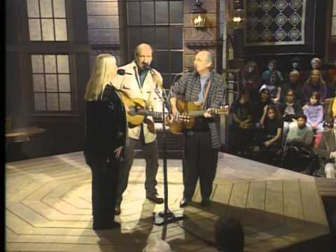 Peter, Paul and Mary - Babylon / Oh! Sinner Man