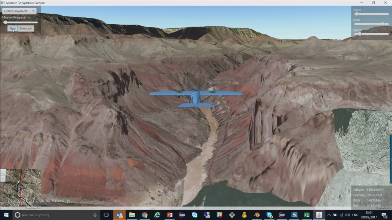 Arcgis Runtime How To Create 3d Models Youtube