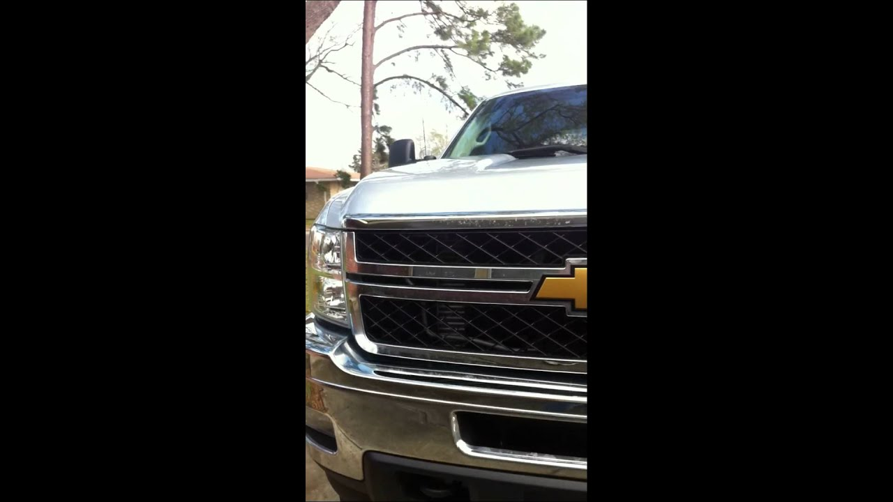 2012 lml chevy duramax 5 flo pro turbo back exhaust youtube. Black Bedroom Furniture Sets. Home Design Ideas