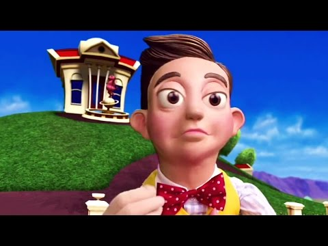Lazy Town The Mine Song with Stingy Original and it's 1 hour long! Lyrics in Description