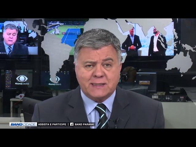 (28/02/2019) Assista ao Band Cidade Curitiba 2ª edição desta quinta-feira | TV BAND PARANÁ