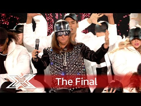 Honey G shuts it down with a mega mashup! | Finals | The X Factor UK 2016