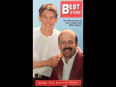 Best Of Friends - The Official Story Of Gary Lineker & Willie Thorne