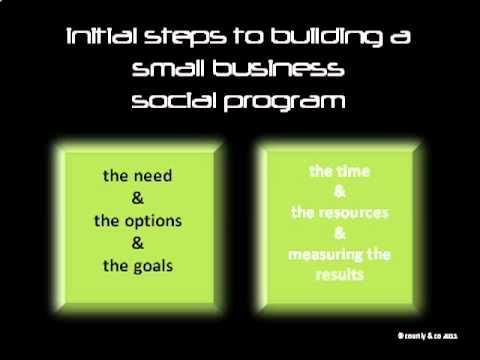 Social Programs 1