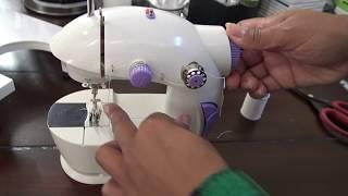 KPCB Mini Sewing Machine Troub…