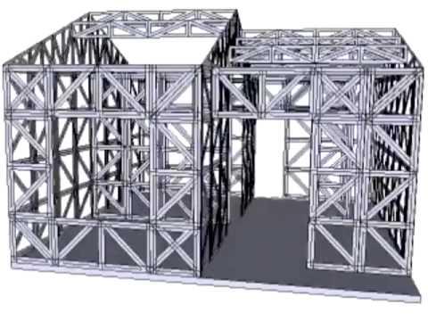 Image result for fabrikasi baja ringan