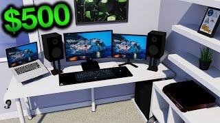 Setup Builds - May 2016 // WIN $500