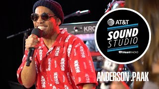 Anderson .Paak Talks 'Bubblin', Working With Dr.Dre, New Album & More!