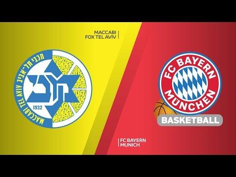 Maccabi FOX Tel Aviv - FC Bayern Munich Highlights | Turkish Airlines EuroLeague RS Round 10
