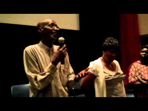 GOD GREW TIRED OF US: post film discussion w/CONCORD READS & local African refugees