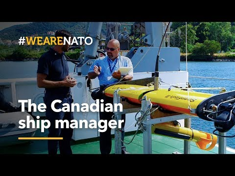 The Canadian foodie and Ship Manager - #WeAreNATO