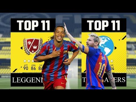 Team LEGGENDE VS Team TOP PLAYERS. Partite epiche