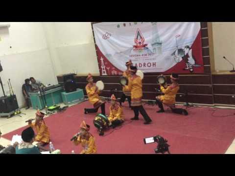 Juara 1 Hadroh Aksioma Tingkat Nasional 2017 Provinsi Sumatera Selatan (Hadroh An-Nahla JQ)