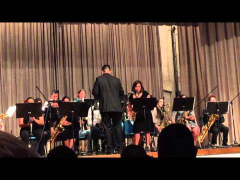Raymondville High School Jazz Band-Otra Vez