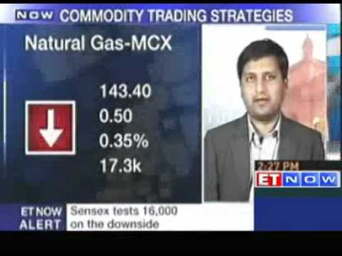 Commodities trading strategies  Bullish on gold, silver   ETNow.tv.mp4