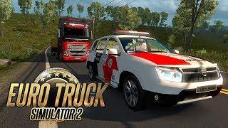 Euro Truck Simulator 2: Já começamos bem o retorno da serie