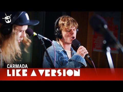 Carmada cover Major Lazer & DJ Snake 'Lean On' for Like A Version