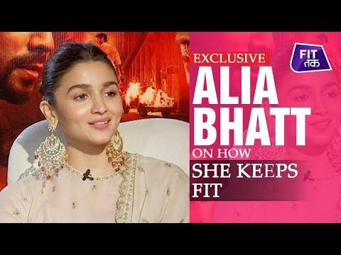 How Alia Bhatt Lost Her Weight | Fit Tak Mp3