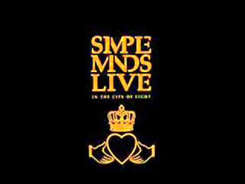 Simple Minds - Don't you forget about me (Live in the city of light)