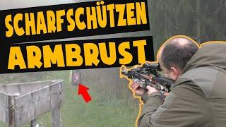 Scharfschützen-Armbrust im Test | Survival Armbrust