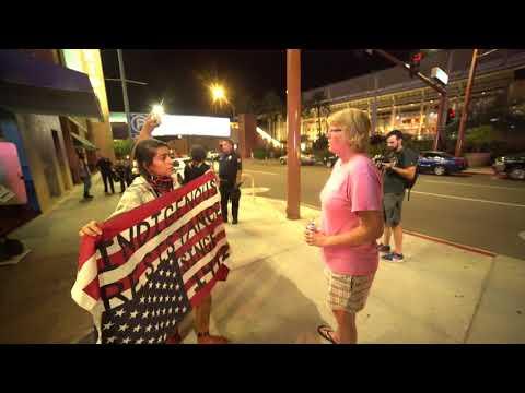 Trump Campaign Rally - Phoenix, AZ Aug  22nd 2017