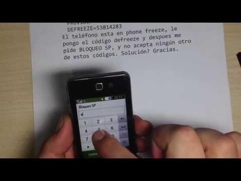 Error Código Samsung F480
