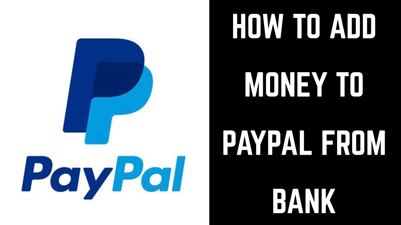 How to paypal transfer to bank account