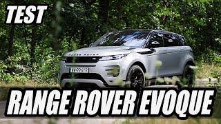 Range Rover Evoque SUV 2020: Odświeżony i znów doskonały - #282 Jazdy Próbne