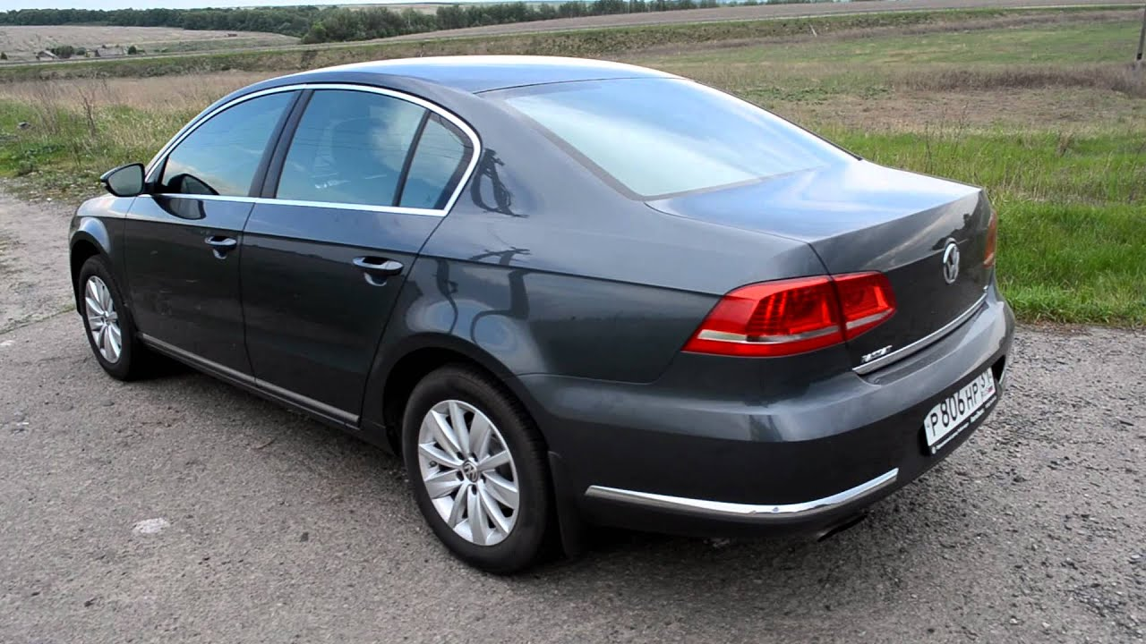 vw passat b7 youtube