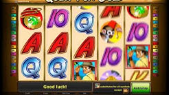 Quest for Gold Video slot - Online Novomatic Casino games for Free