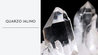 GOSSIP CRISTALLINO - QUARZO IALINO (Cristallo di Rocca)