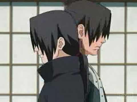 Sasuke vs. Itachi - Diary of Jane