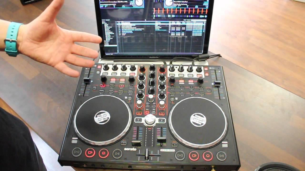 Reloop Terminal Mix 2 DJ Controller Windows