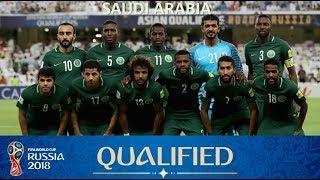 FIFA World Cup 2018 (Group A) SAUDI ARABIA