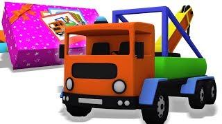tow lori | magari ya watoto | unboxing watoto gari | Tow Truck | Kids Tv Africa | Katuni za Swahili