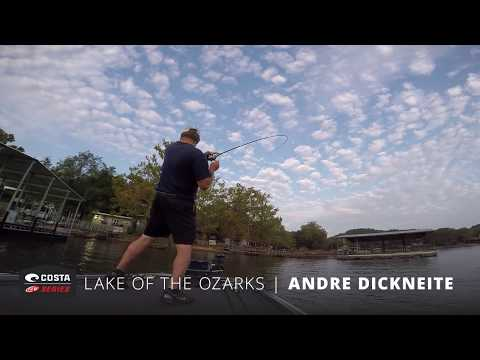 Andre Dickneite Final Day on Lake of the Ozarks