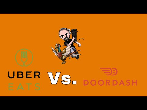 NJ Uber Eats Vs Door Dash Pros And Cons: Which Is Better? | 2020 Driver Review | Should You Do It?