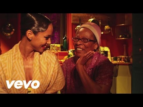 Alicia Keys - Journey To A Girl On Fire: Behind the Music Video