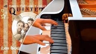 Rubato (album les bouffeurs de noix) de Damien Poupart-Taussat
