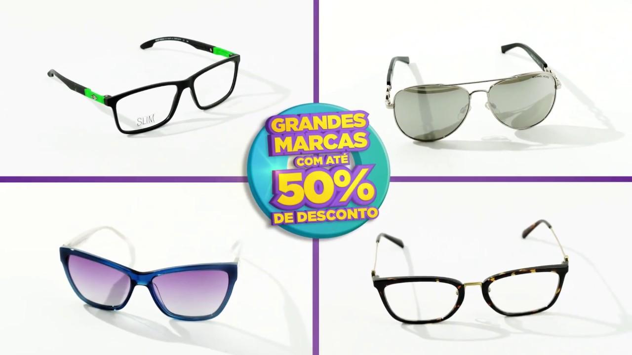 7a985d11d Opt Óculos - Promoção de Inauguração - Novas Lojas - YouTube