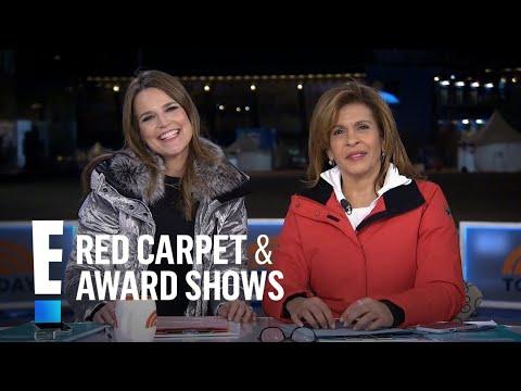 Hoda Kotb & Savannah Guthrie Gush Over Chloe Kim   E! Live from the Red Carpet