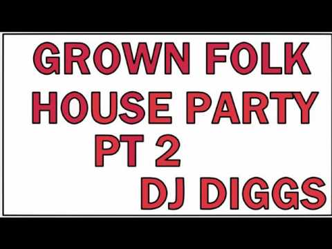 GROWN FOLK HOUSE PARTYINCLUDES CLASSIC ELECTRIC SLIDE, AND CANT WANG IT Download Download