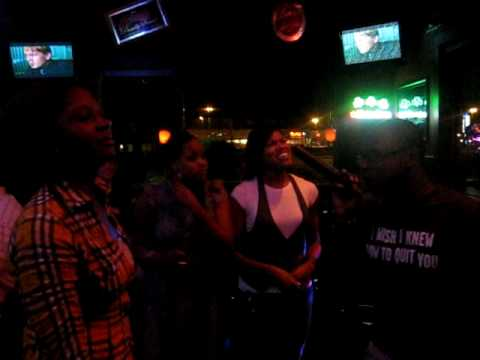 Karoke with the Buddies!!