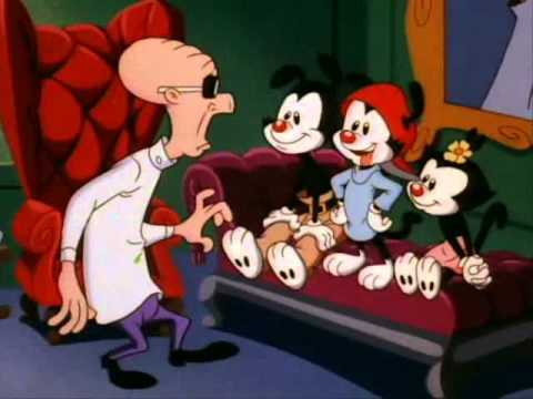 Animaniacs - ¿Qué son los Hermanos Warner?