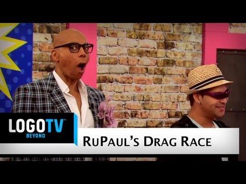 RuPaul's Drag Race: Reading is Fundamental - Season 5 - Logo TV
