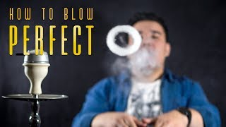 How to Blow Sm๐ke O's | Best Smoke Rings | Tricks for the Beginners