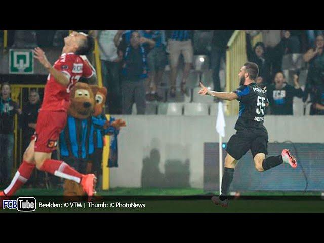 2015-2016 - Jupiler Pro League - 04. Club Brugge - KV Kortrijk 2-1