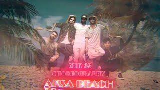mik62 popping choreotujhe aksa beach ghuma